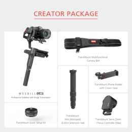 ZHIYUN Weebill LAB Creator Package Handstativ