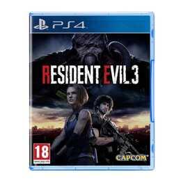 Resident Evil 3 (EN, DE, FR, IT)