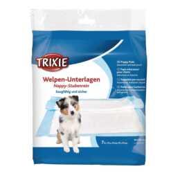 TRIXIE Puppy pad pannolini per cuccioli rotto in casa, 30 x 50cm