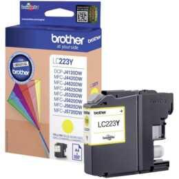 BROTHER LC-223Y (Gelb, 1 Stück)
