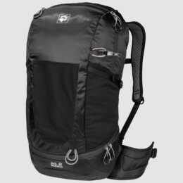 JACK WOLFSKIN Kingston 30 Pack Zaino da viaggio (30 l, Nero)