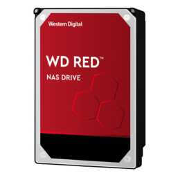 WD Red (SATA-III, 6 TB)