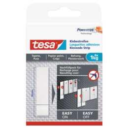 Ruban adhésif TESA 1 kg pour papiers peints + plâtre