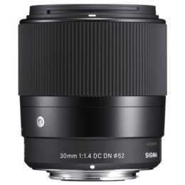 Objectif SIGMA Contemporain 30 mm f/1.4
