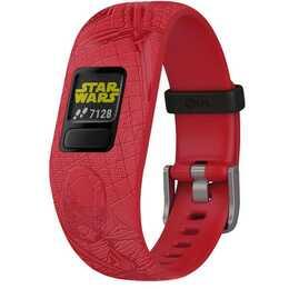 GARMIN vívofit jr. 2 Star Wars Dark Side (Einheitsgrösse, Rot)