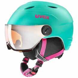 UVEX junior visor pro (Mintgrün, M)
