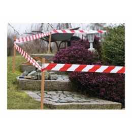 TESA Bande barrière Signal 100 m x 80 mm