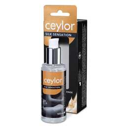 CEYLOR Gleitmittel Silk Sensation (100 ml, Silikonbasis)