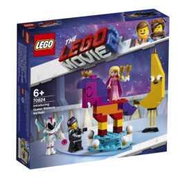 LEGO The Movie 2 Ecco a voi la Regina Wello Ke Wuoglio (70824)