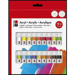 MARABU Acrylfarbe Acryl (12 ml)