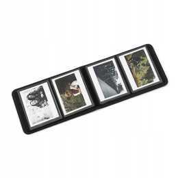 FUJIFILM Instax Wide Fotoalbum (Schwarz)