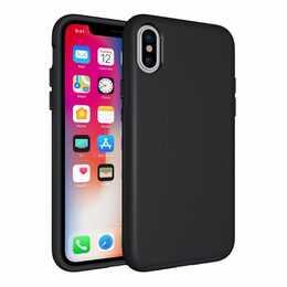 EIGER Backcover North Case Premium  (iPhone X, iPhone XS, Nero)