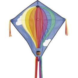 INVENTO-HQ Lenkdrachen Eddy Hot Air Balloon