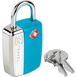 GO TRAVEL GO338B Gepäckschloss (Blau)
