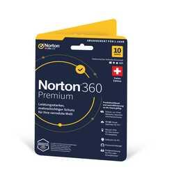 NORTON 360 Premium (Abbonamento, Tedesco)