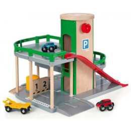 BRIO Parking Garage Garage Parking Garage