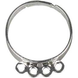 CREATIV COMPANY Fingerring 61316 (Silber)