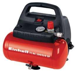 EINHELL TC-AC 190/6/8 di compressore d'aria