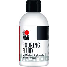 MARABU Lacke Pouring Fluid (750 ml, Transparent)