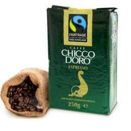CHICCO D'ORO Caffè macinato Max Havelaar