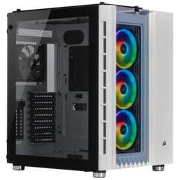 CORSAIR 680X RGB WHITE (Midi Tower)