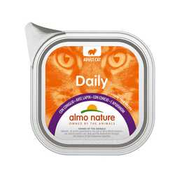 ALMO NATURE Daily (Adult, 100 g, Kaninchen)