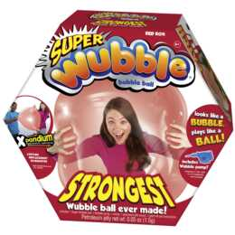 WUBBLE BUBBLE Amazing Super Wubble Bubble Ball + Pump assortiert