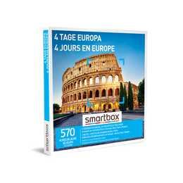 SMARTBOX 4 Tage Europa