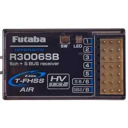FUTABA R3006SB Empfänger (6 x)