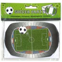 FOLAT Einladungskarte Football (Grün)