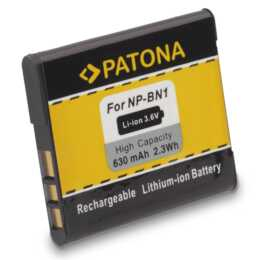 Batteria PATONA per Sony NP-BN1