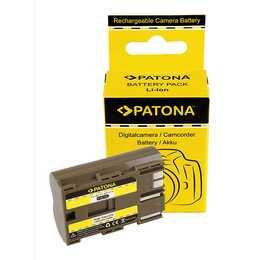 PATONA Canon BP-511 Accus (1300 mAh)