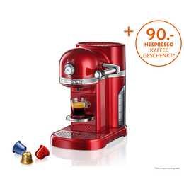 KITCHENAID Artisan 5KES0503SER/8 (Nespresso, Rosso)