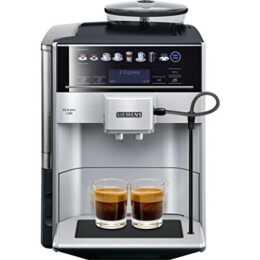 SIEMENS EQ.6 plus s300 (Argent, 1.7 l, Machines à café automatique)