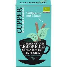 CUPPER Tè condito (Bustina di tè, 20 pezzo)