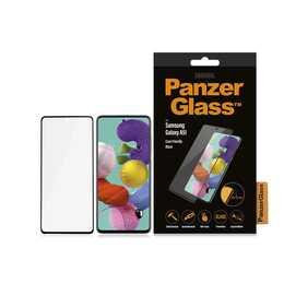 PANZERGLASS Verre de protection d'écran (Clair, Galaxy A51)