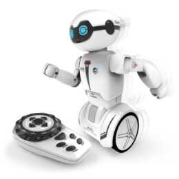 Macrobot ARGENTO