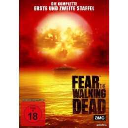 Fear the Walking Dead Staffel 1 + 2 (DE)