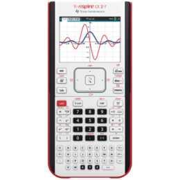 TEXAS INSTRUMENTS NSP CX II-GIE Calculatrice graphique (Batterie / Accumulateur)