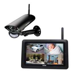 SWITEL Outdoor Security System HS2000