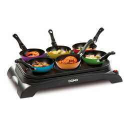 DOMO Wok Party Set DO8706W