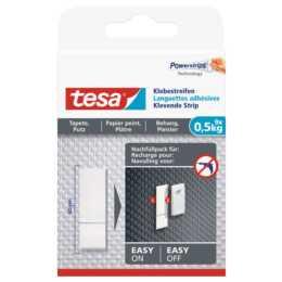 Ruban adhésif TESA 0,5 kg pour papier peint + plâtre