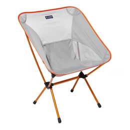 HELINOX Campingstuhl Chair One XL  (Grau, Orange)