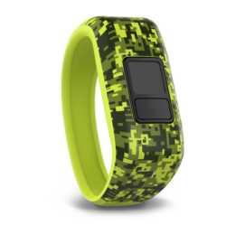 GARMIN Armband Digital-Camouflage (XL, Grün)