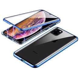 """EG Mornrise Magnetic Cover für Apple iPhone 11 6.1"""" - Blau"""