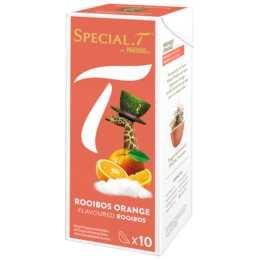 SPECIAL-T Orange Tè Rooibos (Tè in capsula, Special.T, 10 pezzo)