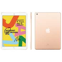 "APPLE iPad WiFi, 10.2"", 32 GB, Gold (2019)"