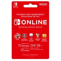 Nintendo Online 12 Monate (PKC)