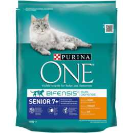 PURINA ONE Senior Huhn & Vollkorn 800g