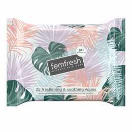 FEMFRESH Intimpflegetücher (25 Stück)